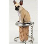 French Bulldog Fawn – Wine Bottle Stopper