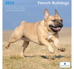 LittleGifts French Bulldog 2014 Calendar (7068) Reviews