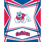 Turner CLC Fresno State Bulldogs Stretch Book Covers (8190231)