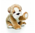 Nat and Jules Bulldog Plush Toy, Small