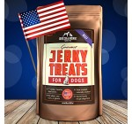 Healthy Dog Treats – Made in USA Only – Best Slow-Smoked Beef Dog Food in Pet Supplies – Great Dog Training Treats – Gluten-Free Dog Treats – 1 lb. Bag – Beef Jerky Treats Your Dogs Will Love, GUARANTEED Reviews