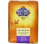Nature's Recipe Dry Dog Food for Adult Dog, Lamb and Rice Meal, 15 Pound Bag