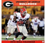 Turner Perfect Timing 2015 Georgia Bulldogs Team Wall Calendar, 12 x 12 Inches (8011588) Reviews